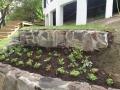 Plantering på vårkanten, Lidingö
